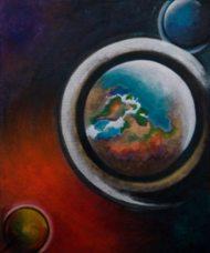 Taniec planet