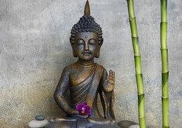 Copper Buddha