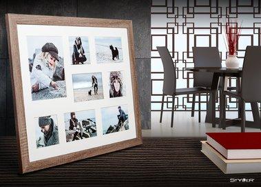 Multirama na 8 zdjęć Narvik AC 41x51
