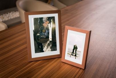 Ramka na zdjęcia i obrazy metalik miedziany Sanremo AD