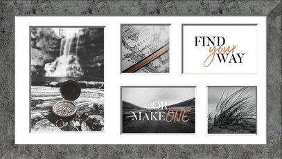 Multirama na 5 zdjęć Yellowstone AA