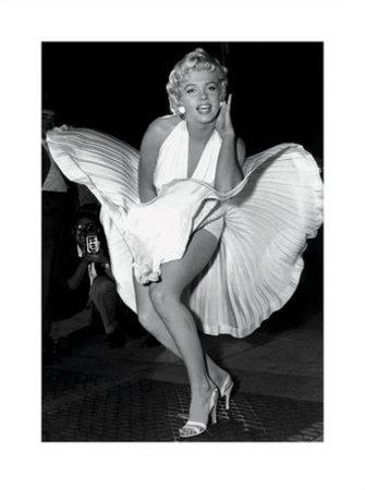 Marilyn Monroe  (Słomiany wdowiec)