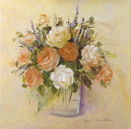 Bukiet polnych kwiatów III