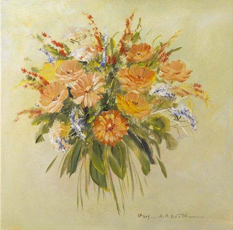 Bukiet polnych kwiatów II