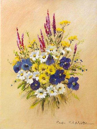 Roadside bouquet II