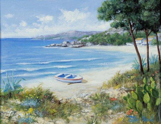 Sea & boats V