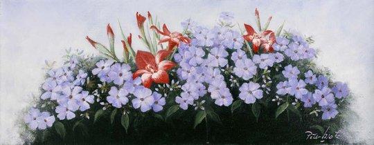 Kwiatowa kompozycja