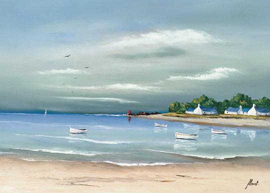 Wybrzeże w Bretanii I
