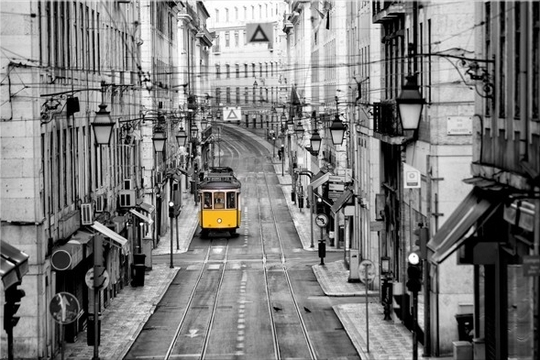 Yellow Tram Autor Nieznany Videpl