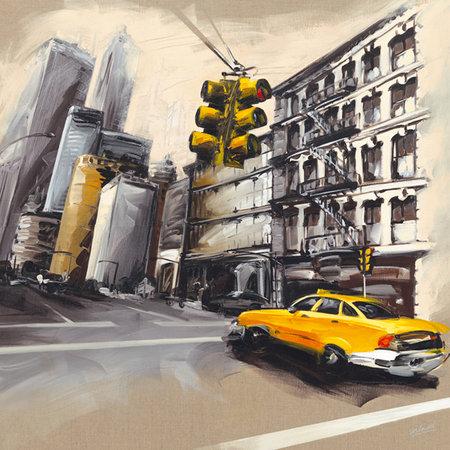 New York - Czerwone światło I
