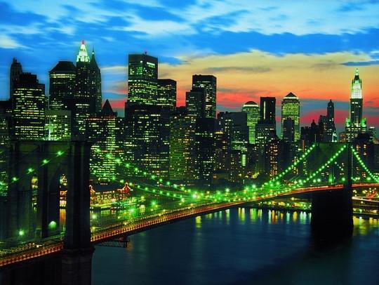 Nowy Jork, Manhattan